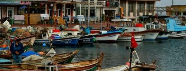 Urla İskele is one of ÇEŞME.