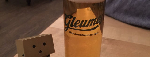 Gleumes is one of Krefeld.