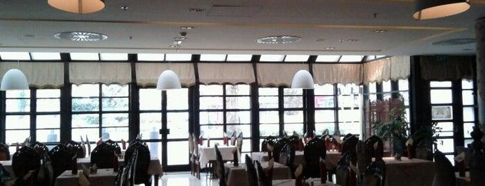 Ashoka is one of TREND Top restaurants.