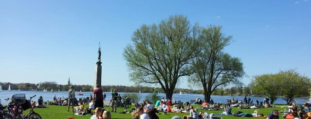 Alster-Grillwiese is one of Hamburg.
