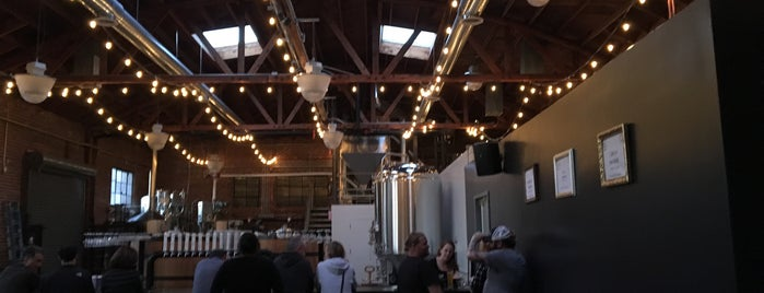 Original Pattern Brewing Company is one of Oakland Breweries.
