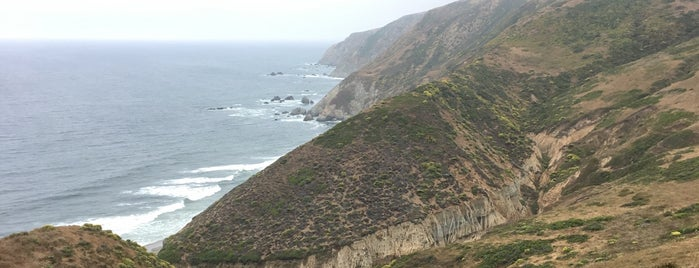 Pierce Ranch is one of **Point Reyes.