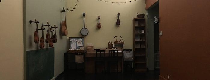 Little Folkies Studio is one of Locais salvos de Reinaldo.