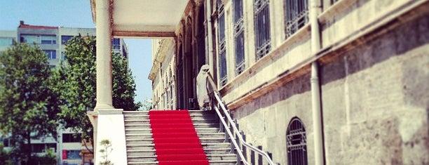 Askeri Müze ve Kültür Sitesi Komutanlığı is one of İstanbul.