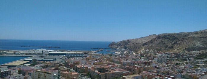Almería is one of Sehirler.