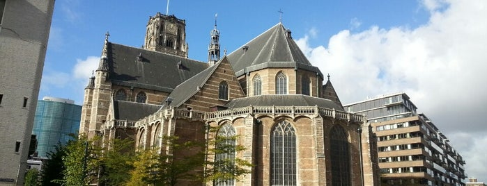 Laurenskerk is one of Churches.