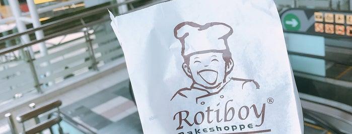 Rotiboy is one of 冰淇淋 님이 좋아한 장소.