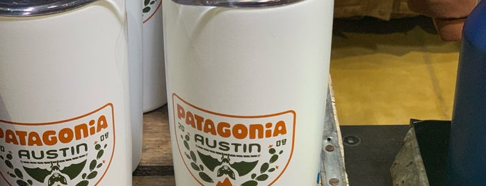 Patagonia is one of Austin.