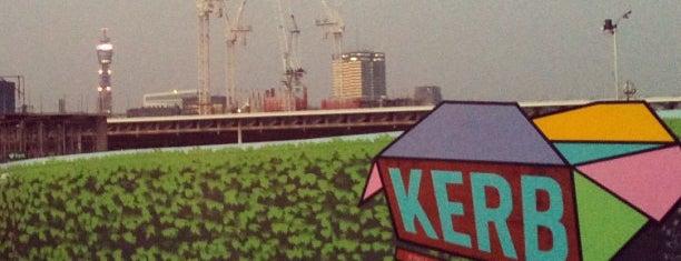 KERB KX is one of London's Best Street Food.