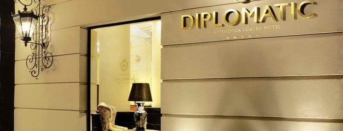 Diplomatic Hotel is one of Locais curtidos por Ana.