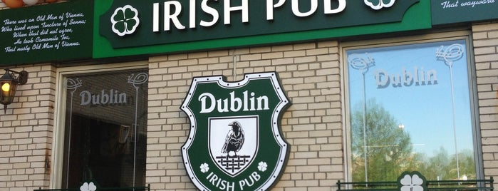 Dublin is one of Elenaさんのお気に入りスポット.