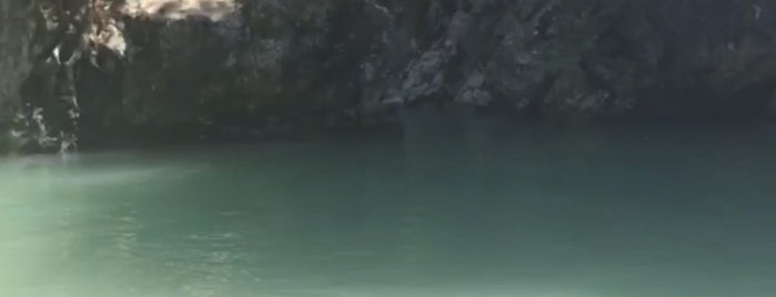 Cennet kanyonu is one of Haftasonu.