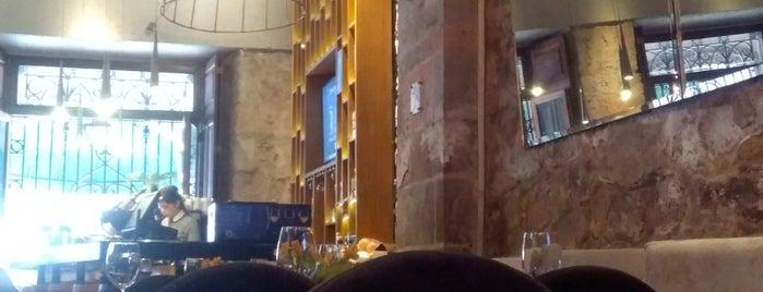 Portal 7 Cocina Bar is one of สถานที่ที่ Said ถูกใจ.