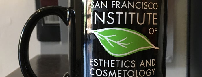 San Francisco Institute of Esthetics and Cosmetology is one of To do.