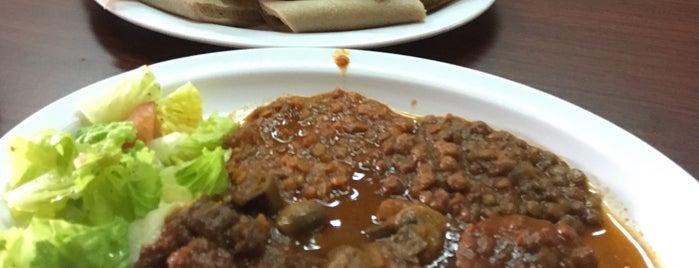 Massawa Restaurant is one of SF.