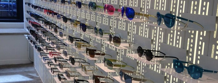 Mykita is one of Nyc.