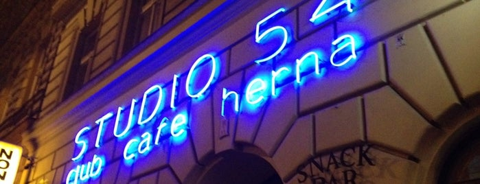Studio 54 is one of Favourite clubs in Prague.