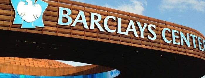 Barclays Center is one of 建築マップ.