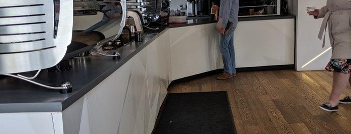 Quantum Coffee is one of Lugares guardados de Michael.