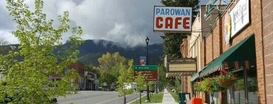 Parowan. Cafe is one of Locais curtidos por Tunca.