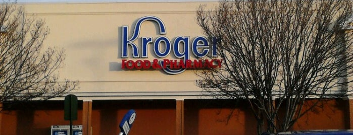 Kroger is one of Dawnさんのお気に入りスポット.