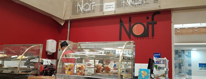 Naif Café is one of Distrito Federal - Comer, Beber 2.