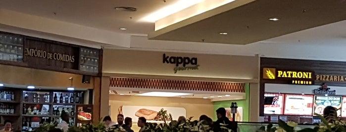 Kappa Gourmet is one of Deise 님이 저장한 장소.