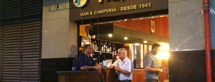 Tuim Bar & Choperia is one of Porto Alegre Tradicional.