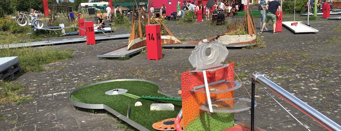 Art Mini Golf Future Nature is one of Berlin 2017.