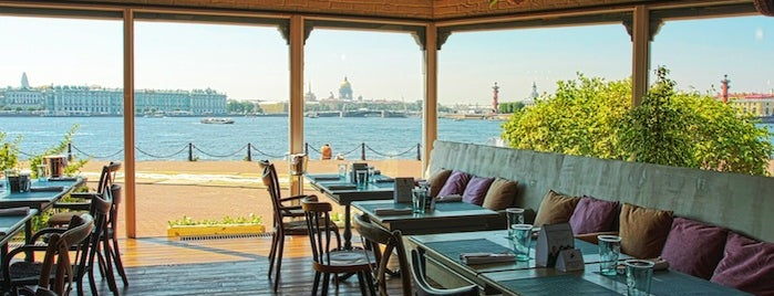 Корюшка is one of St. Petersburg best places.