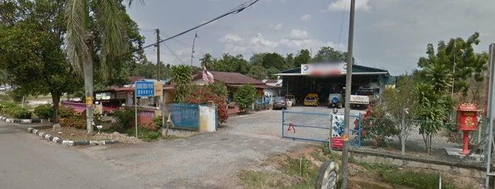 Sungai Mati is one of Hirman Evo ®  님이 좋아한 장소.