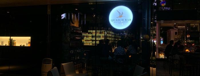 Quaich Bar is one of Moking & Drink.