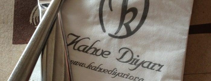 Kahve Diyarı is one of Eskişehir.