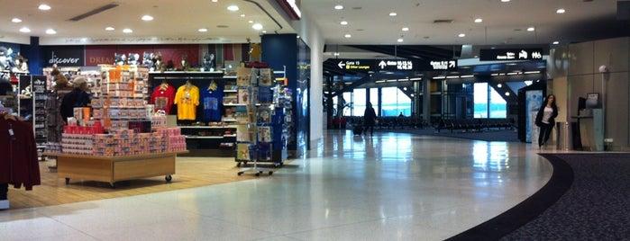 Terminal 2 is one of Orte, die Oonagh gefallen.