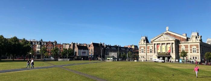 Museumkwartier is one of Lieux qui ont plu à Daniil.