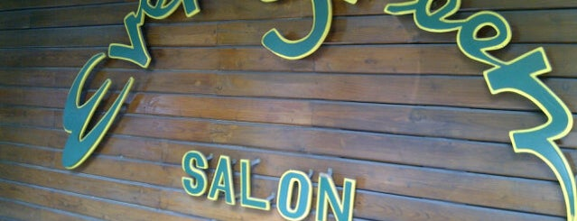 Evergreen Salon is one of สถานที่ที่ putri ถูกใจ.