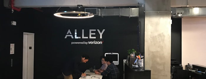 Alley is one of New York Culture / Arts / Business Spaces.