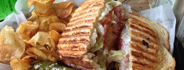 Frisco Sandwich Co is one of John : понравившиеся места.