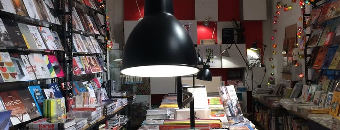 Artazart Design Bookstore is one of Visiting Paris.