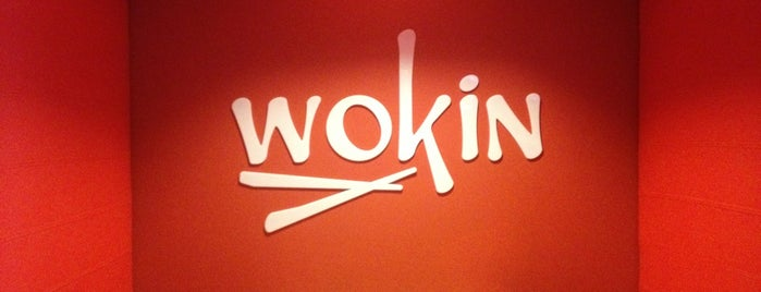 Restaurante Wokin is one of comer en panama.