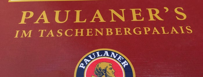 Paulaner's is one of Lugares favoritos de rafael.