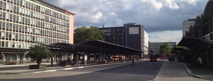 Zentraler Omnibusbahnhof is one of FlixBus.