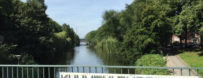 Mundsburger Kanal is one of Posti che sono piaciuti a Fd.