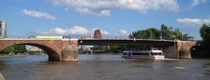 Alte Brücke is one of Best of Frankfurt am Main.