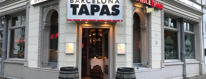Barcelona Tapas is one of Mein liebling HH.