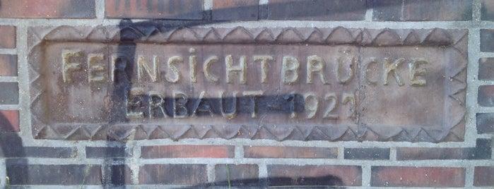 Fernsichtbrücke is one of Posti che sono piaciuti a Fd.