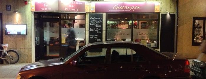 Ristorantino Giuseppe is one of สถานที่ที่ Tobias ถูกใจ.