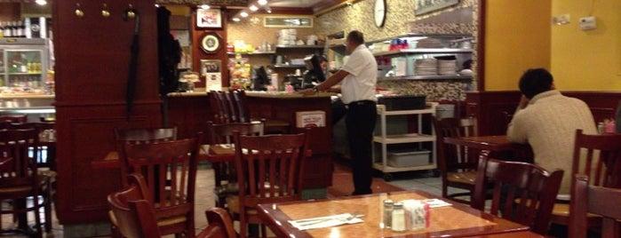 New York Lunchonette is one of Tempat yang Disukai Edward.