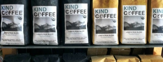 Kind Coffee is one of Freaker USA Stores Mountains.