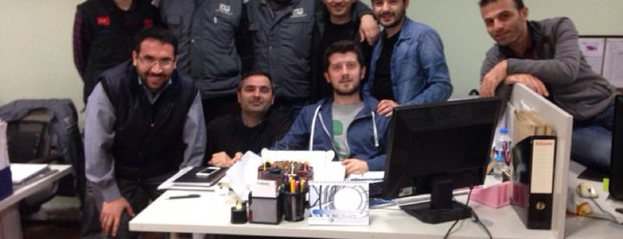 Hisar Kalıp - Engineering Services is one of สถานที่ที่ Can ถูกใจ.